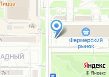 Компания «6 соток» на карте