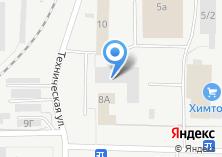 Компания «Крутящий момент» на карте