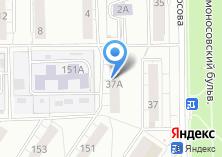 Компания «South-West43» на карте