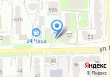 Компания «АСП Плюс» на карте