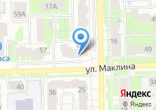 Компания «КБ Хлынов» на карте