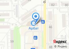 Компания «Швейный Рай» на карте