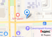 Компания «ФЭН-ШУЙ» на карте