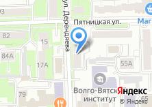 Компания «Рута-Центр» на карте