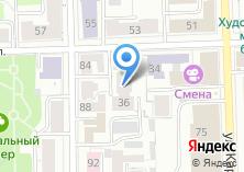 Компания «ПЕРО» на карте