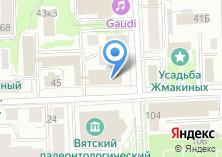 Компания «АКБ Связь-Банк» на карте