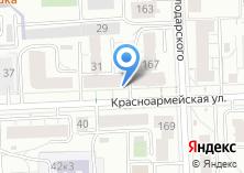 Компания «Спецпромэкспертиза» на карте