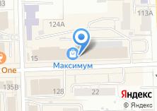 Компания «Авто-Формат» на карте