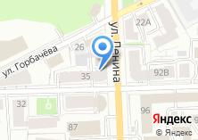 Компания «ЭлектроНаноТехнологии» на карте