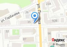 Компания «Радуга-ПРЕСС» на карте