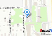 Компания «DaVinci» на карте