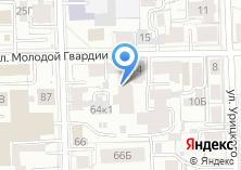 Компания «Государственный архив Кировской области» на карте