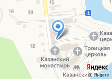 Компания «Монастырская гостиница» на карте