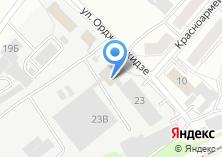 Компания «AvtoГород» на карте