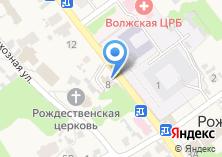 Компания «Пункт полиции Отдел МВД России по Волжскому району» на карте