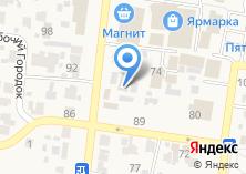 Компания «Сретенский базар» на карте