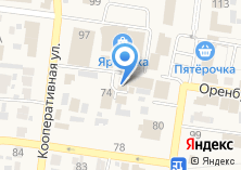 Компания «STOP центр» на карте