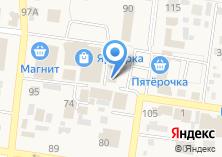 Компания «Законодатель» на карте