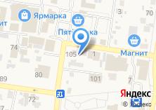 Компания «Оптик-Сервис» на карте