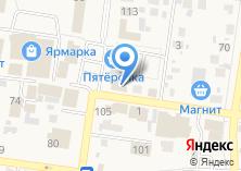 Компания «Семь+Я» на карте