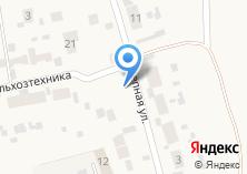 Компания «КрасныйЯрагроснаб» на карте