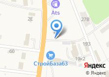 Компания «БСМ» на карте