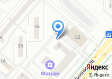 Компания «КанцБург» на карте
