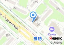 Компания «ТатРегион» на карте