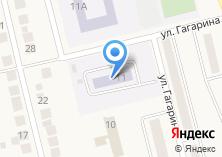 Компания «Голубой вагон» на карте
