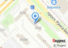 Компания «Инфомат самообслуживания» на карте