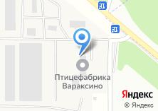 Компания «Тиара» на карте