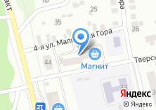 Компания «Настоящий хлеб» на карте