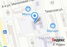 Компания «Детский сад №167» на карте