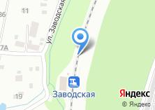 Компания «Унихимтек» на карте