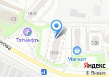 Компания «Строящийся жилой дом по ул. Баранова» на карте