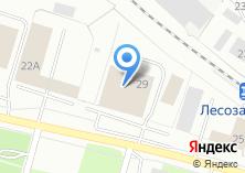 Компания «УралАвтоОпт» на карте