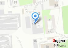 Компания «ИжРазбор» на карте