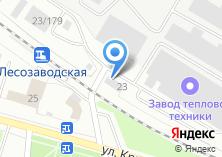 Компания «Империал» на карте