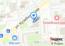 Компания «Парма» на карте