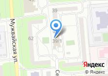 Компания «Дива» на карте