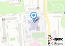 Компания «Средняя общеобразовательная школа №89 с углубленным изучением отдельных предметов» на карте