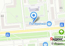 Компания «Гузель» на карте