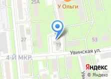 Компания «Отдел Военного комиссариата Удмуртской Республики по Первомайскому» на карте
