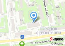 Компания «Вентана» на карте