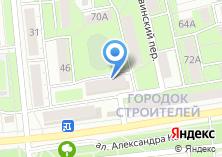 Компания «ЯРазбил» на карте