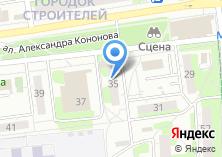 Компания «Maks» на карте