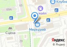 Компания «Сюрприз» на карте