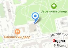 Компания «SPAR» на карте