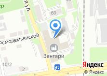 Компания «Уралтехмаркет» на карте