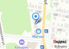 Компания «Ленивчик» на карте